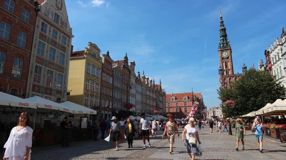 Gdansk Main Street