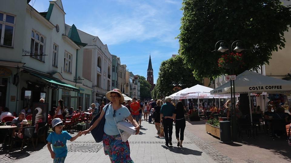Sopot Main Street