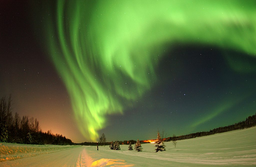 Where to see the Northern Lights Of Iceland