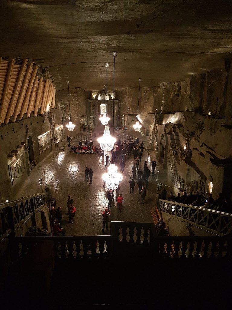 Salt Mine Krakow