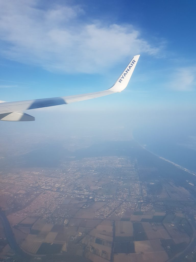Flying Views