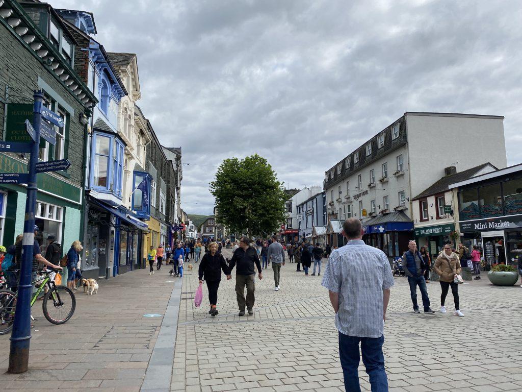 Keswick main street