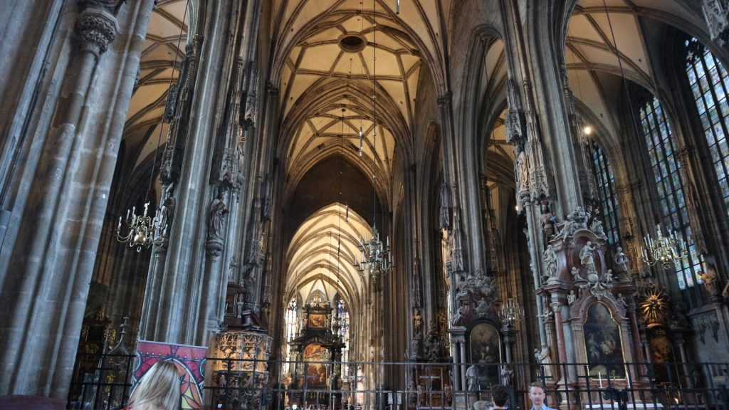Vienna - St Stephens Church
