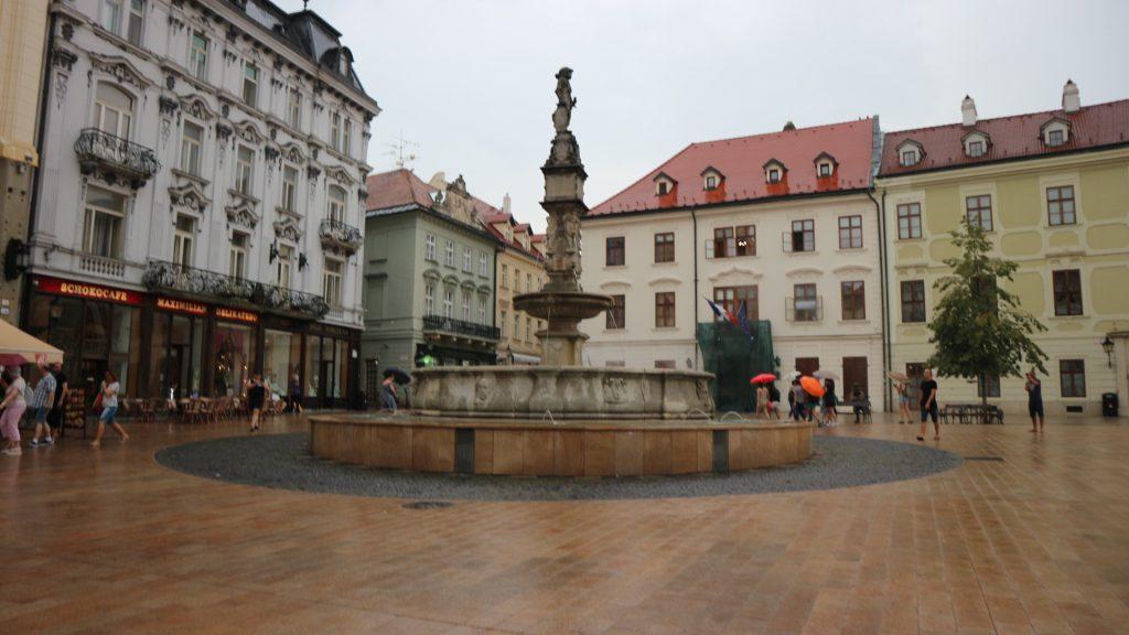 Main Square - Bratislava
