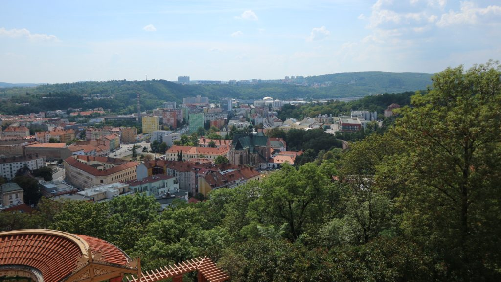 Brno views