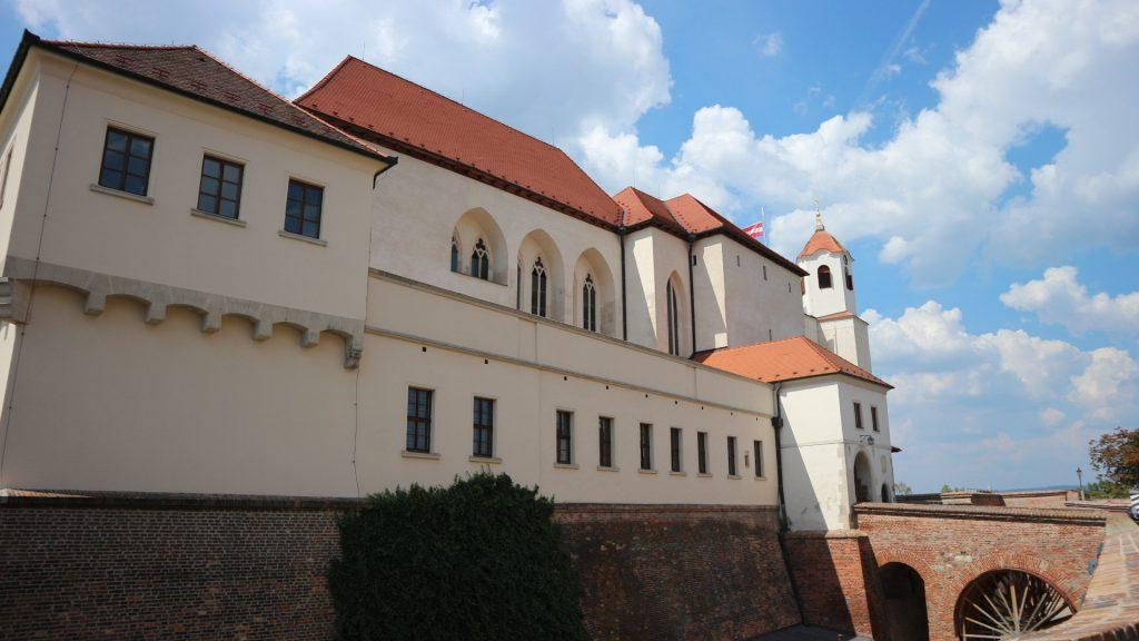 Špilberk Castle Brno