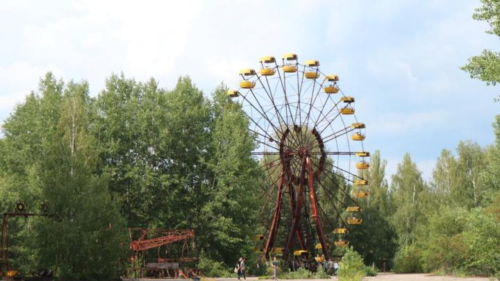 Chernobyl Visit - Chernobyl Travel Review