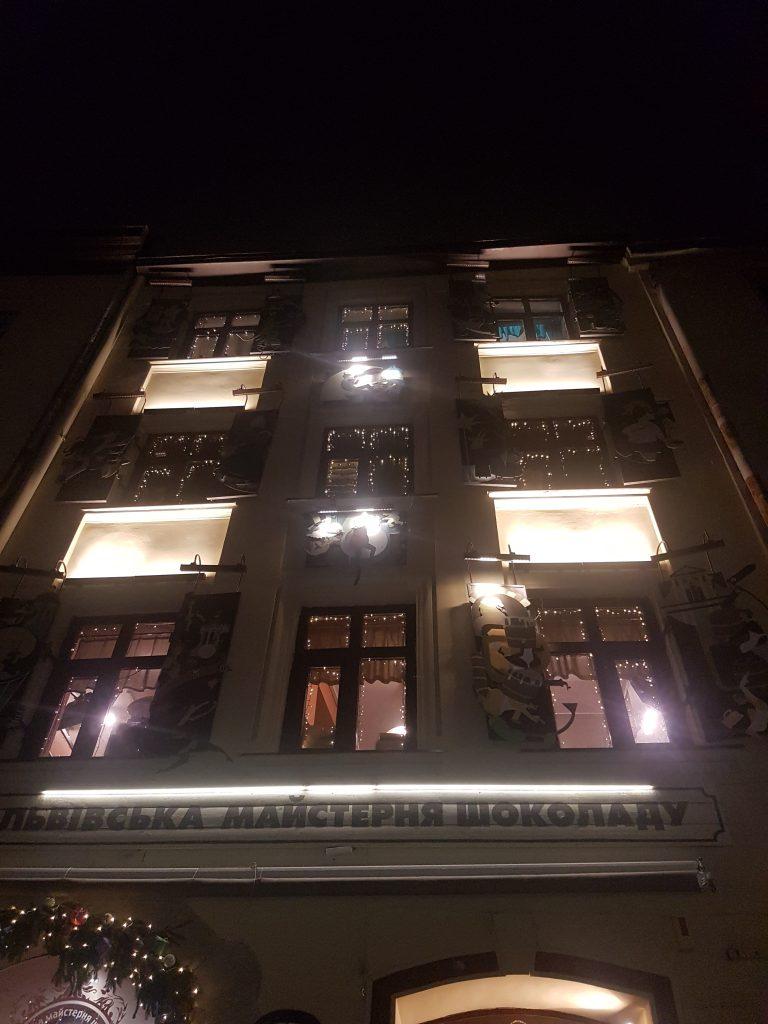 House of legends Lviv