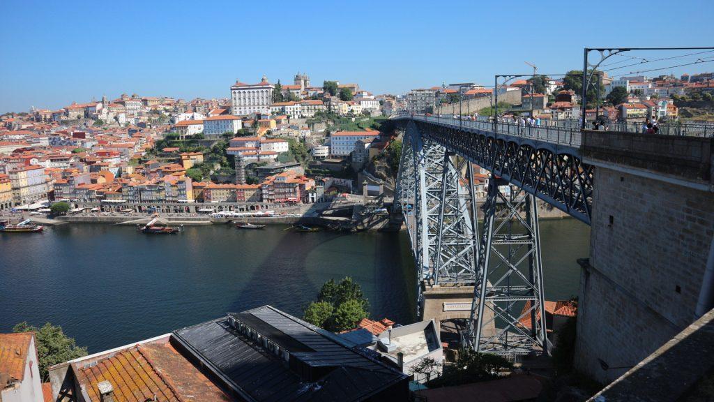 Luis Bridge Porto