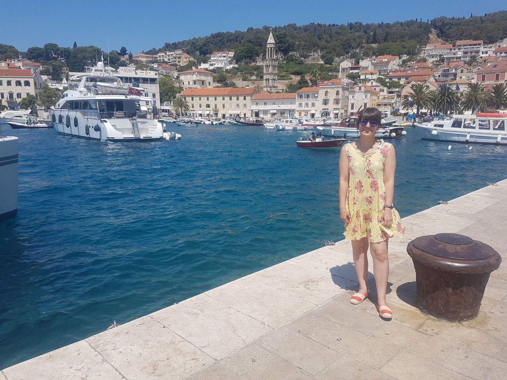 Hvar Port, Croatia