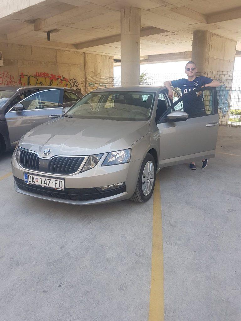 Car Hire, Split, Croatia