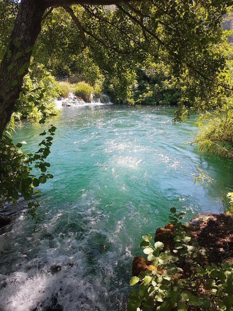 Krka Waterfalls Croatia