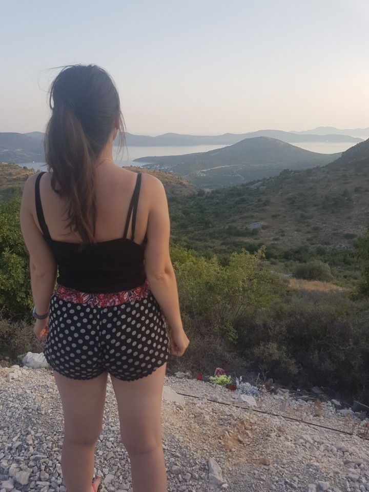 Driving to Dubrovnik