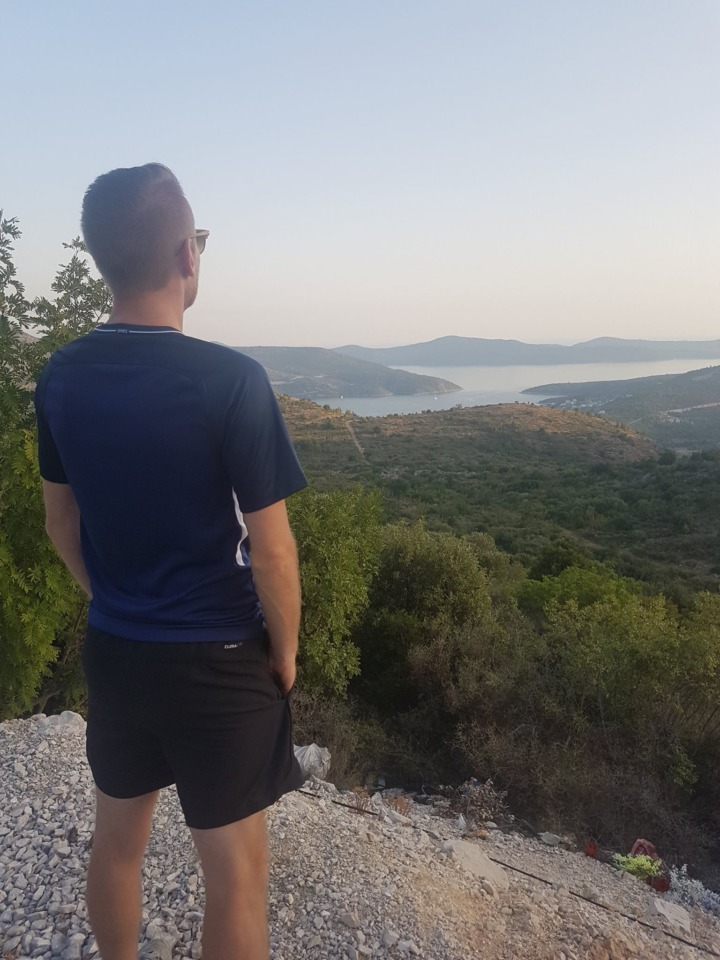 Driving to Dubrovnik from Mostar