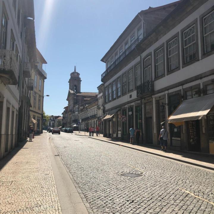 Guimaraes Main Street