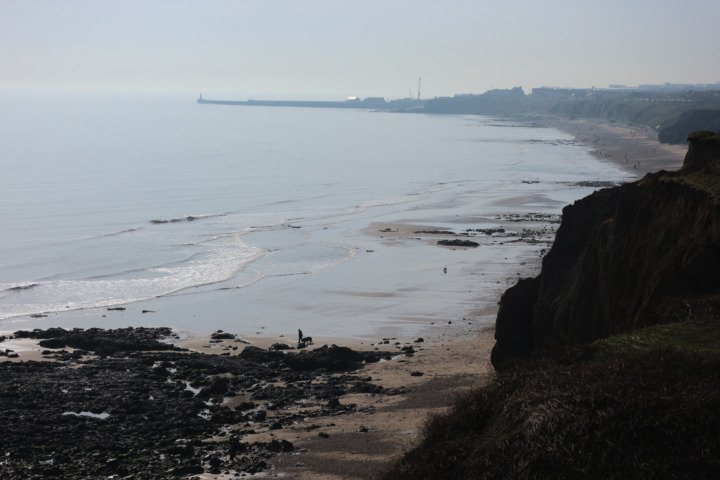 Seaham coastline