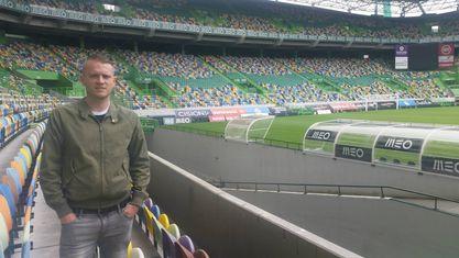 Sporting Lisbon stadium tour