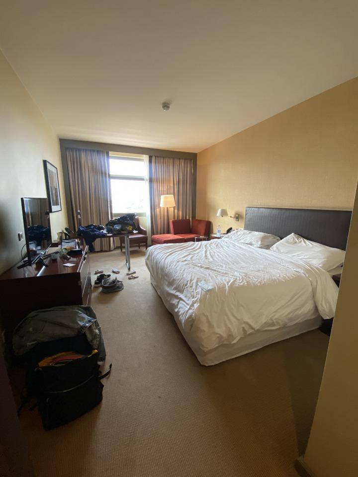 Sheraton Hotel, Poznan
