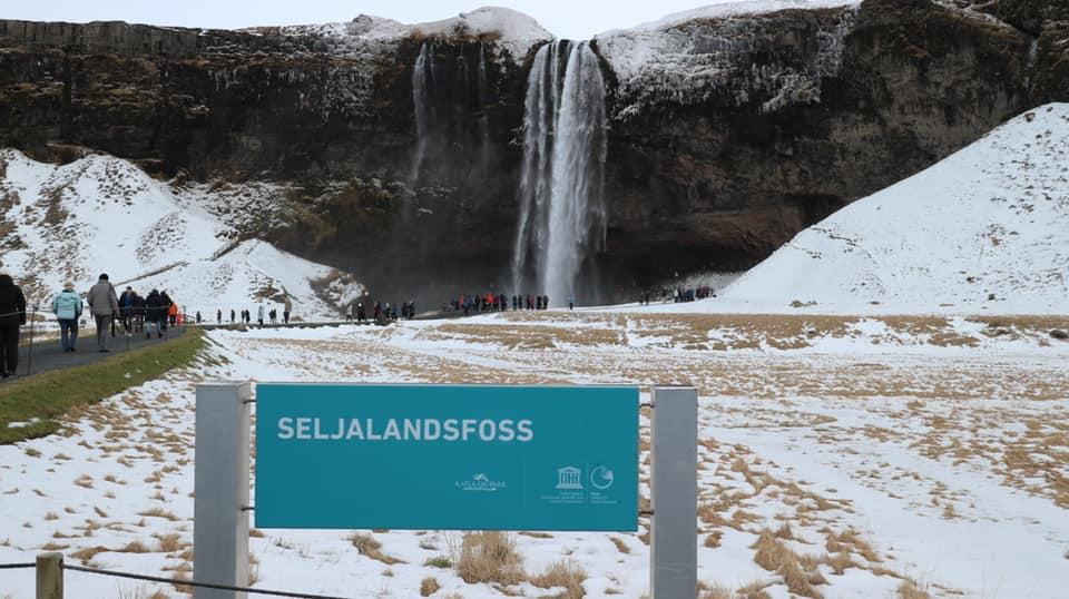 Seljalandfoss Waterfall - Iceland Golden Circle Tour