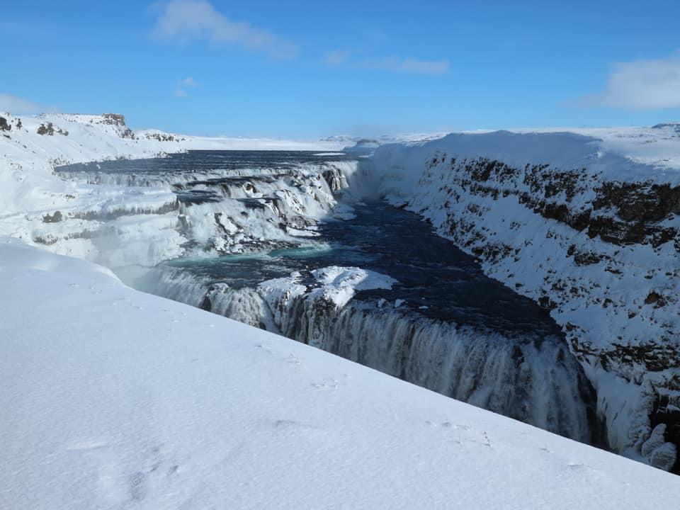 Gullfoss Waterfall - Iceland Golden Circle