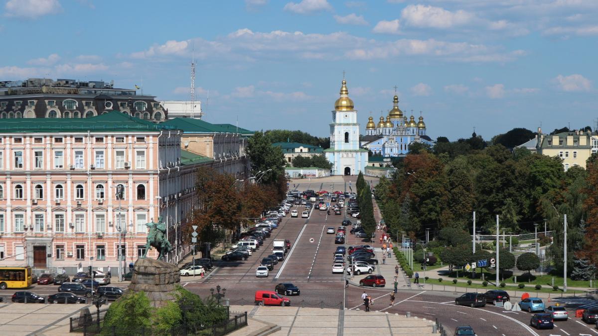 St Michaels Monastery, Kiev, Ukraine
