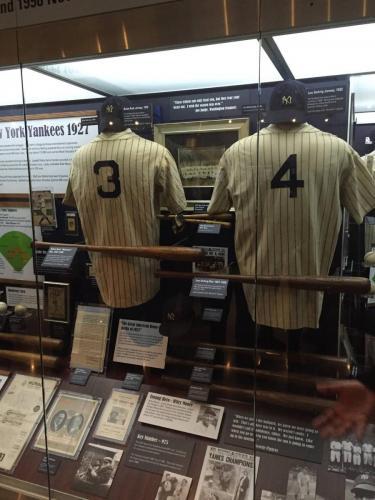 New York - Yankee Stadium Tour