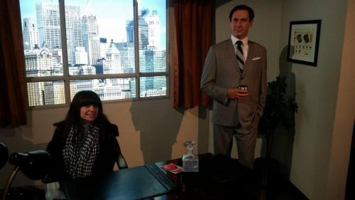 New York - Madame Tussauds