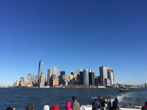 New York - Statue of Liberty