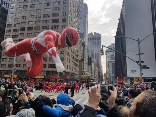 New York - Macys Parade