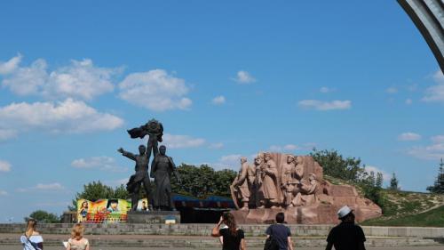 Kiev Sites, Ukraine