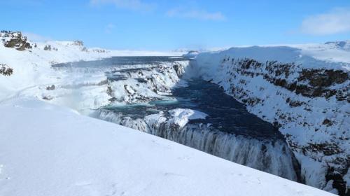 Gullfoss Waterfall - Iceland Golden Circle
