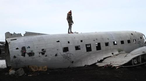 Sólheimasandur plane crash - Iceland Plane Wreck