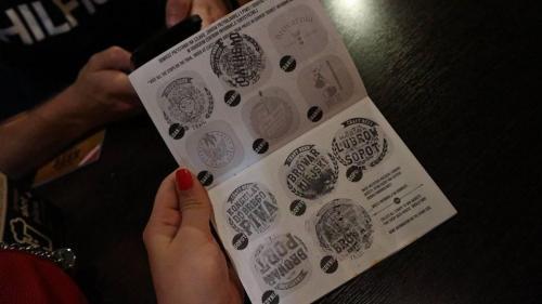 Beer passport 2