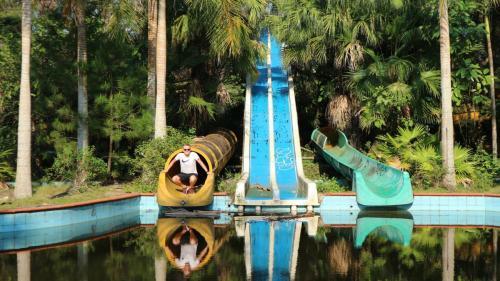 Abandoned Waterpark Hue
