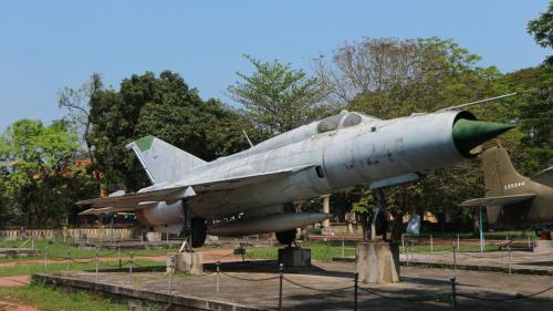 War remnants Hue